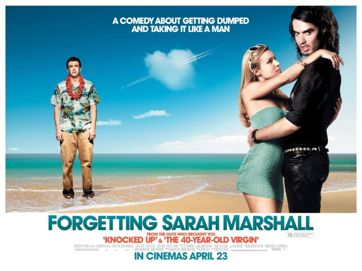 Forgetting Sarah Marshall 2008 Revisited 2016 Film A Day 16